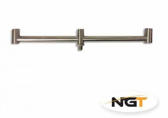 NGT Hrazda Buzz Bar Stainless Steel - 3 Rod