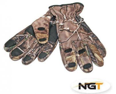 NGT Tackle Neoprenové rukavice NGT