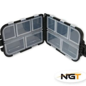 NGT Tackle Anglers Black Mini Bit Box 405