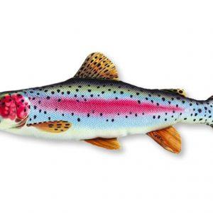 Plyšová ryba PSTRUH dúhový