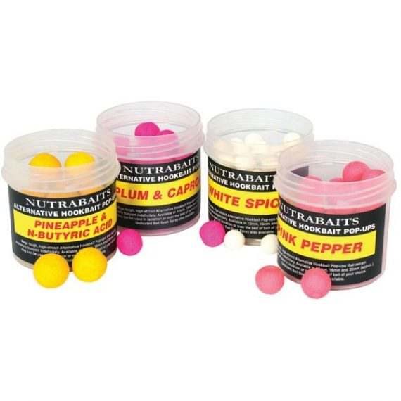 Nutrabaits speciálna rada pop-up 16mm