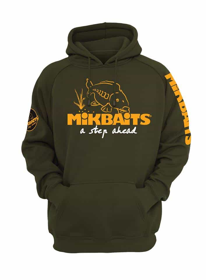 MikBaits mikina - new 2016