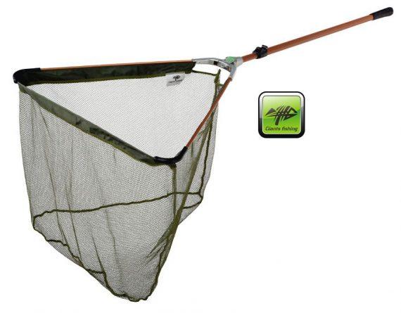 Podberák Specialist Landing Net 2,2m, 60x60cm