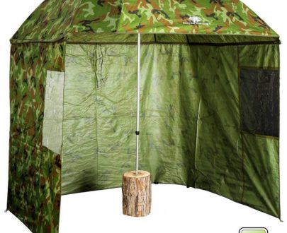 Dáždnik Square Camo Umbrella 250cm
