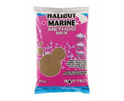 Krmítková zmes Halibut Marine Method Mix 2kg
