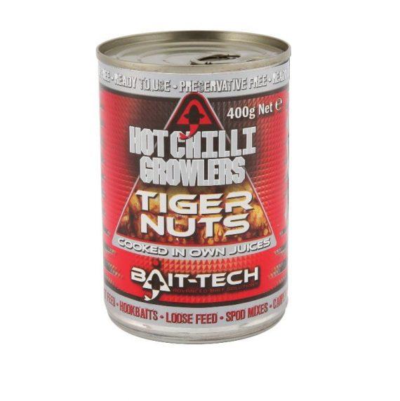 Tigrie orech v náleve Hot Growlers Tiger Nuts 400g