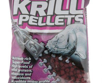 Pelety Krill 900g bez dierok