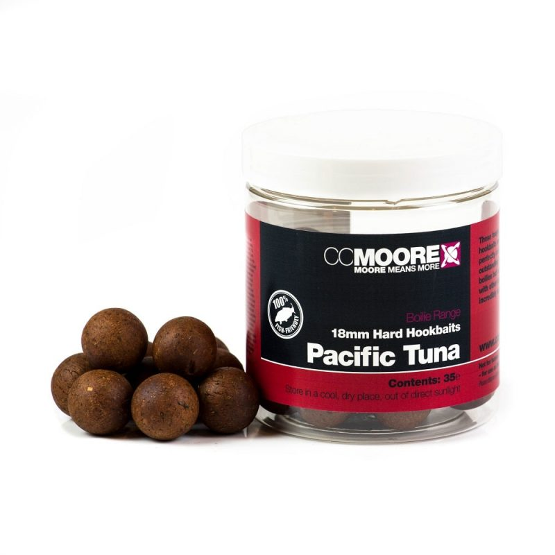 90237 2 - CC Moore Pacific Tuna - Hard boilie 18mm 35ks