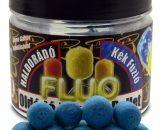 Haldorádó Rozpustné Fluo Pelety - Kék Fúzió (Modrá Fúzia)