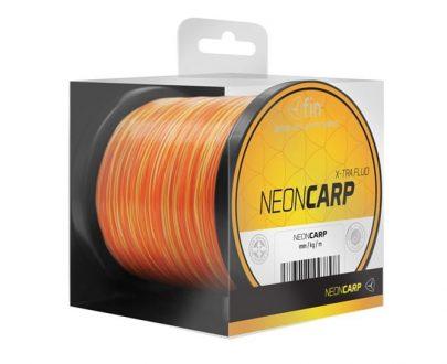 FIN NEON CARP / žlto oranžová