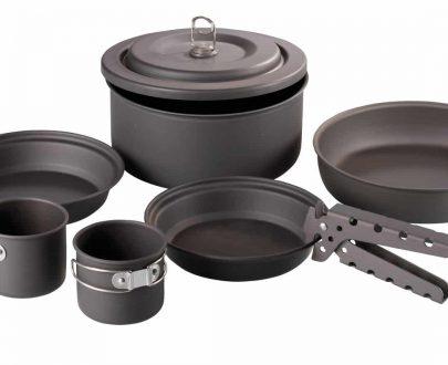 Kempingové riady – set