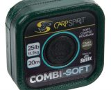 COMBI SOFT-COATED BRAID- CAMO GREEN 20M 25LB