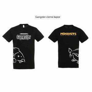 gangster cierne 300x300 - MikBaits Tričko Gangster Kapor ČIERNE