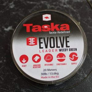 TASKA Evolve leader splietaný odolný nadstavec 30lb
