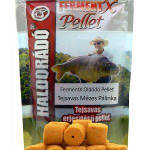 FermentX rozpustné pelety - Tejsavas Mézes Pálinka (Med-Pálenka)
