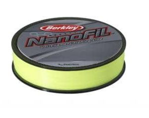 Berkley Nanofil 125m Clear Mist