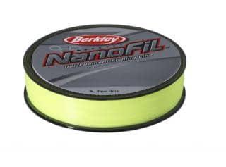 Berkley Nanofil 125m Clear Mist
