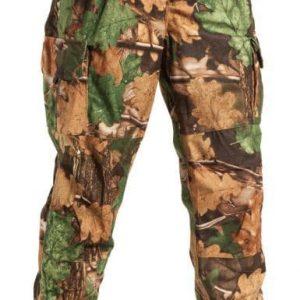 AMAZONIA camouflage nohavice