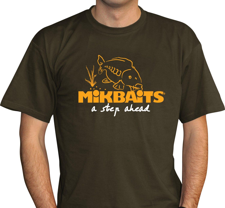 85f15b34b6e1 Mikbaits Tričko Fans team zelené