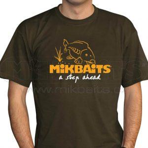Mikbaits Tričko Fans team zelené