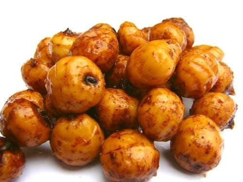 Nakládaný partikl - Tygří ořechy v Talinu 1l