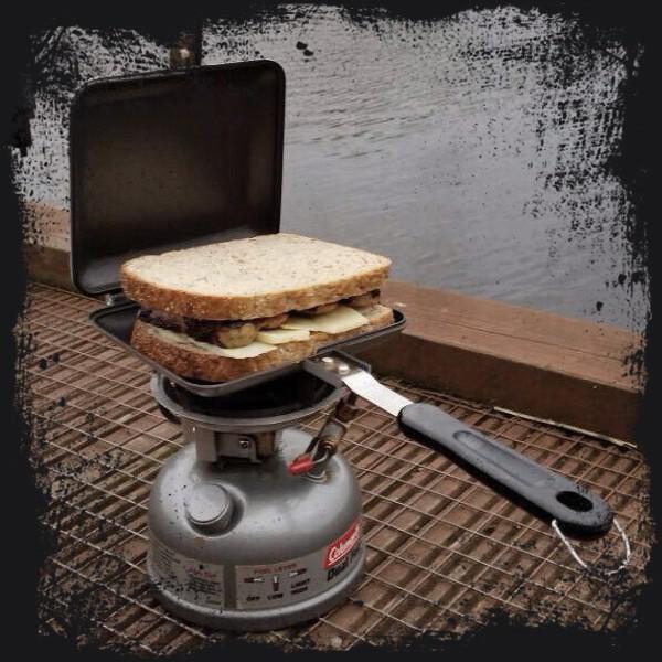 RidgeMonkey - toaster