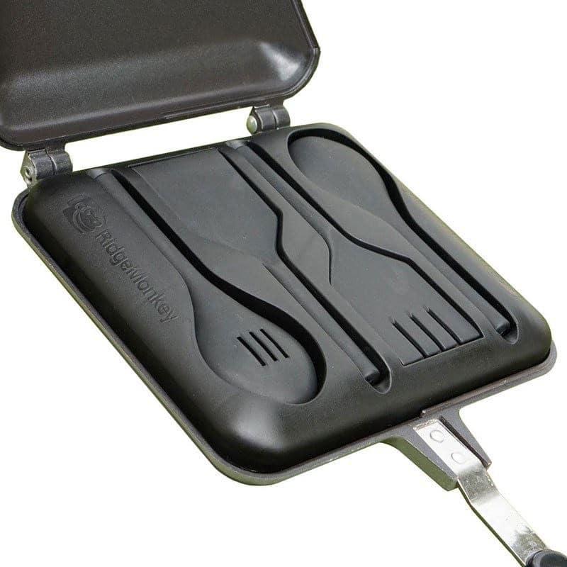 RidgeMonkey Kulinárska sada pre toaster Utensil Set Standard