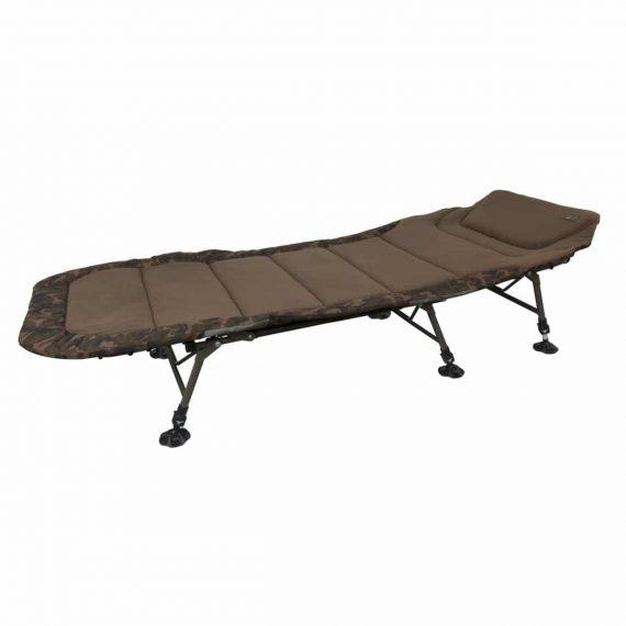 FOX Royale Camo Standard Bedchair