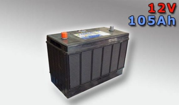 Trakční Baterie Varta PROFESSIONAL 105Ah