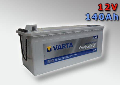 Varta Professional 140 Ah - 12V Trakční baterie