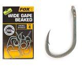 Fox Edges Arma Point Wide Gape Beaked