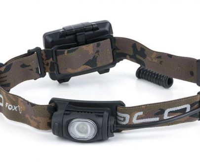 Fox čelovka Halo AL320 Headtorch