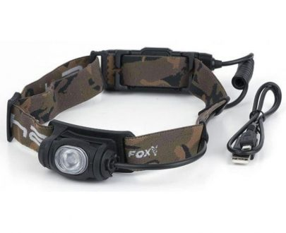 Fox čelovka Halo AL 350C Headtorch