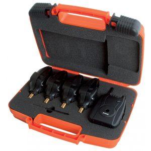 FOX MXR+ 3 Rod Multi Colour Set (Red/Orange/Green)