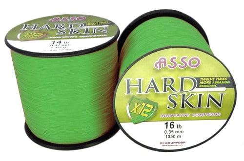 ASSO hard skin oliva
