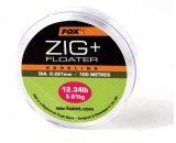 Fox Edges Zig & Floater Hooklink Clear x100m