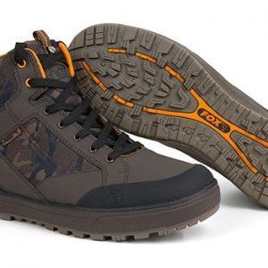 Fox Chunk Camo Mid Boots