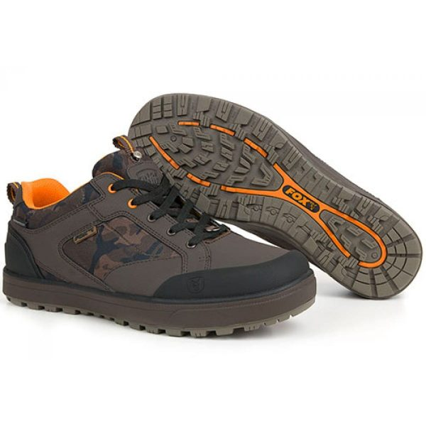 Fox Chunk Camo Shoes