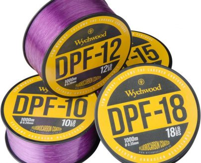 Wychwood vlasec deep purple fluoro coated 10lb/1000m