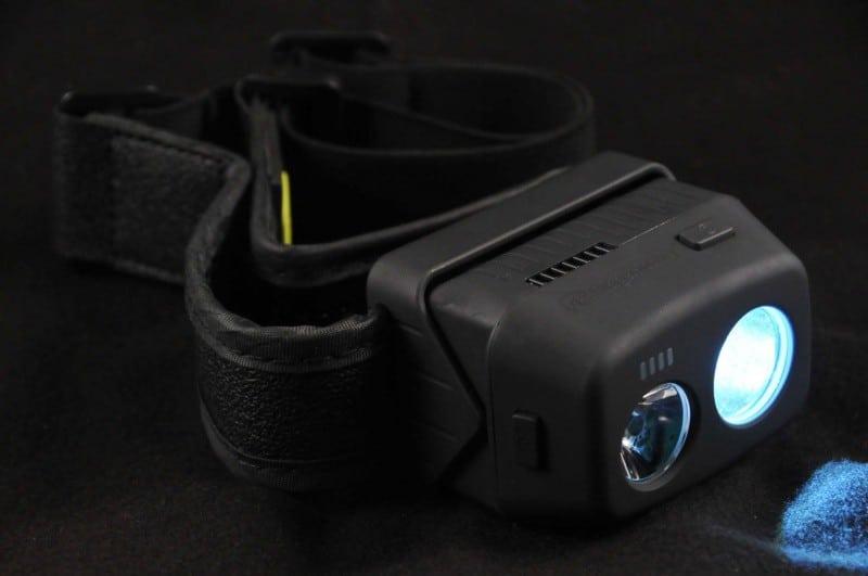 RidgeMonkey Čelovka VRH300 USB