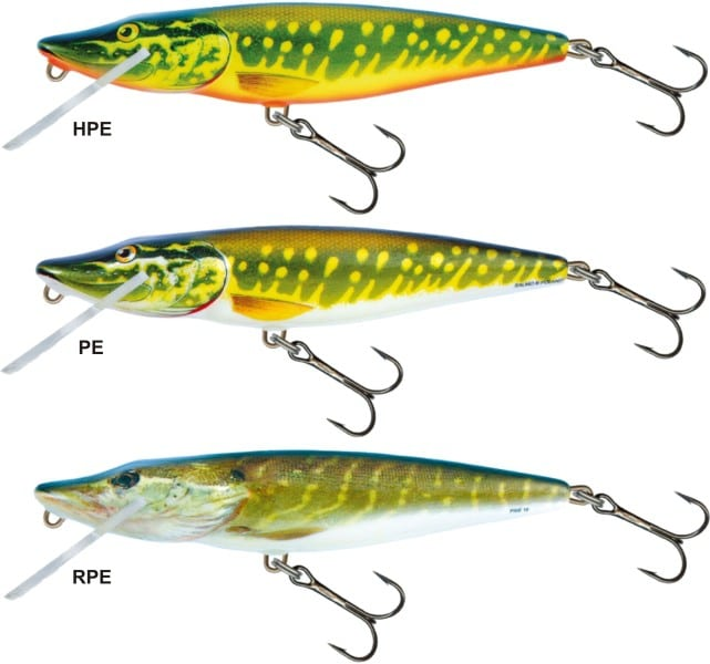 Salmo pike PE11F 11cm floating