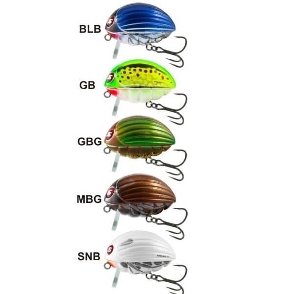18321 6983 Salmo bass bug 55cm floating 1 600x600 - Salmo bass bug 5,5cm floating