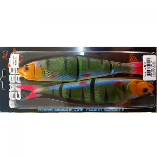 2 600x600 - Savage gear Soft 19cm/60g Swim&Jerk Perch 2KS