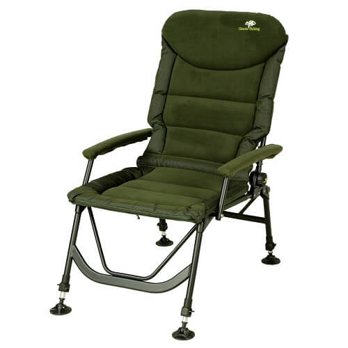 G 21046 - Giants Fishing RWX Large Fleece Chair