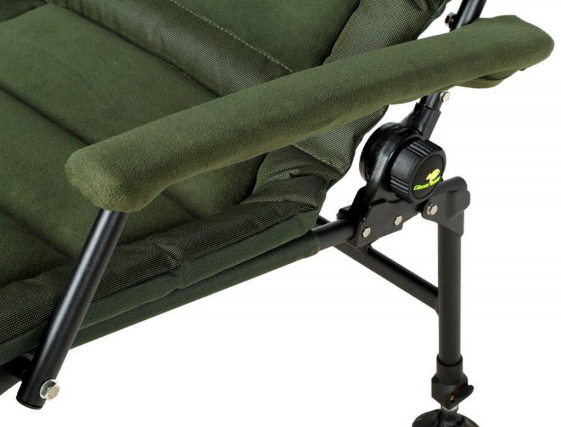 G 21046 1 - Giants Fishing RWX Large Fleece Chair