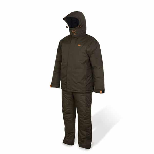 new fox carp winter suit 2017 - FOX CARP WINTER SUIT NEW 2017