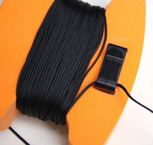 signalorangeclip - CARP´R´US H-Marker - orange