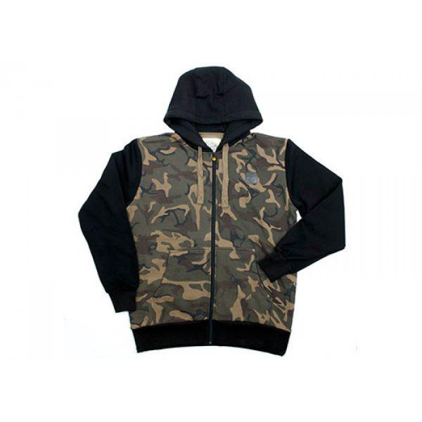 chunk camo black sleeve hoody 2 600x600 - Fox Chunk Camo Body Hoody