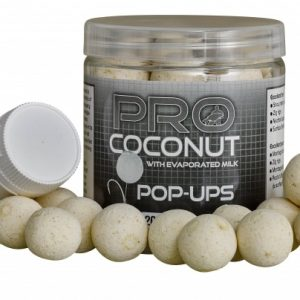 02216 1 300x300 - STARBAITS Probio pop-up Coconut 14mm