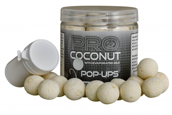 02216 1 - STARBAITS Probio pop-up Coconut 14mm